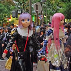 3D-Figure Kawasaki Halloween 2008 39