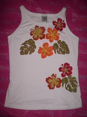 camiseta customizada com feltro (Valria =^. .^=) Tags: e bordados camisetas customizar aplicaes patchcolagem customisadas