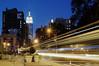 Lines in The City (Tony Shi Photos) Tags: park nyc newyorkcity longexposure traffic manhattan broadway midtown madison empirestatebuilding flatirondistrict 纽约 帝国大厦 紐約 nikond700 goldstaraward ньюйорк ニューヨークシティ 뉴욕시 thànhphốnewyork न्यूयॉर्कशहर tonyshi مدينةنيويورك นิวยอร์กซิตี้