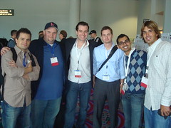 Marcus, Bob, Chris, Greg, Neil, Cameron