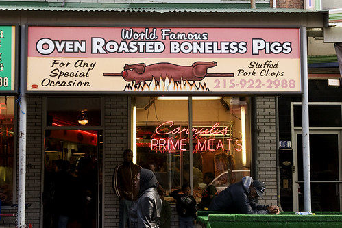 boneless pigs