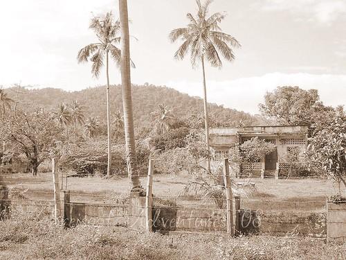 Kep villa ruins 1