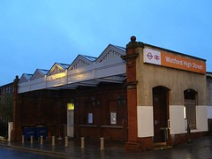 Picture of Watford High Street Station
