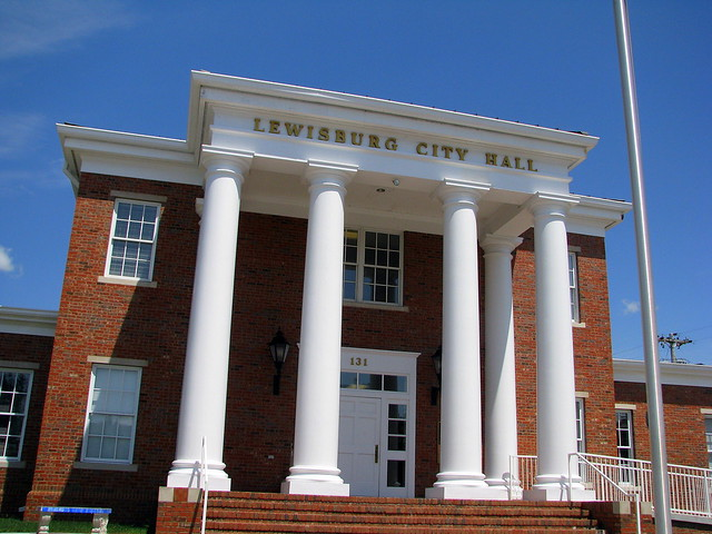 Lewisburg, TN City Hall