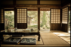 Typical Japanese House (TheJbot) Tags: house japan garden japanese doors room tatami  jbot lightroom lucisart supershot thejbot
