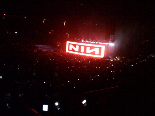 Nine Inch Nails in Columbus 11/08