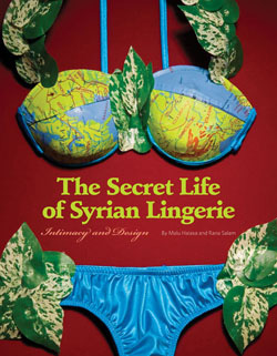 cover of The Secret Life of Syrian Lingerie