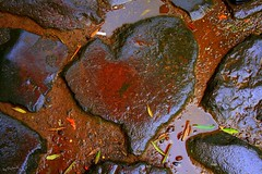 RomAAmoR (darkside_1) Tags: red roma love rojo italia heart amor rosso cuore corazón amore liebe picnik sergiozurinaga bydarkside