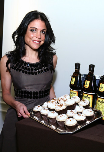 Bethenny Frankel, chef and star of The Real Housewives of New York City