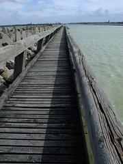 The Pier in Gravelines