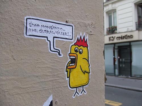 streetart aus frankreich _ die crazy-birds