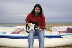 Biffy Clyro (simbojono) Tags: simon beach brighton guitar neil biffy clyro