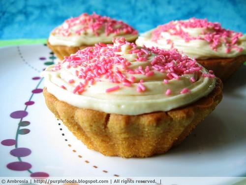 Cramel Cupcakes