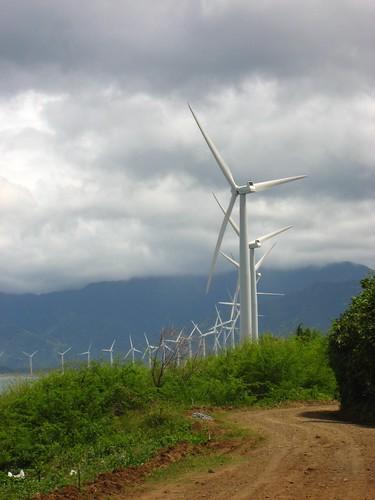 bangui bay wind farm