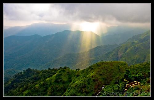 Lights from heaven - kerala