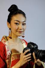 Nikon D3X ISO800 Portrait
