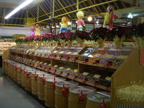 Bulk Foods w/ Pinatas
