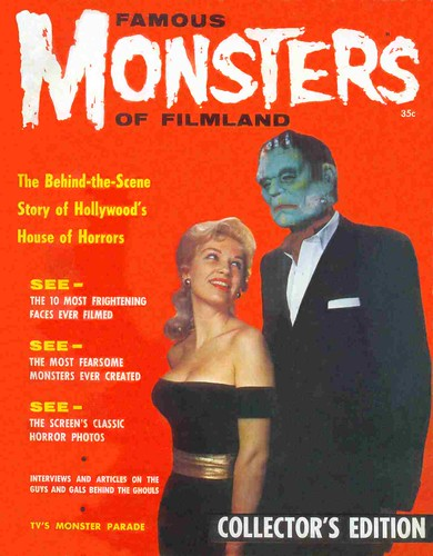 Famous Monsters of Filmland 1 - 1958