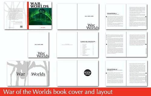war of the worlds book. war of the worlds book cover