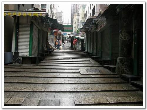 你拍攝的 香港。