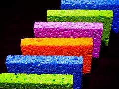 Sponge Worthy (~Sh@wn~) Tags: colors bright sponges sienfeld larrydavid spongeworthy
