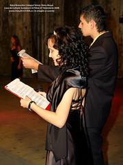 07 Noiembrie 2008 » Balul Bobocilor Colegiul Tehnic Petru Muşat
