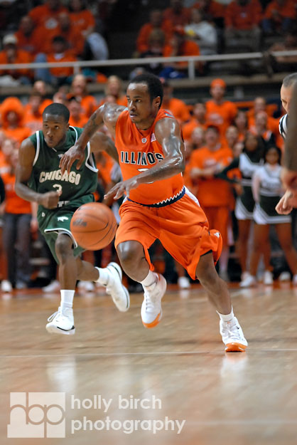 Illinois v Chicago State