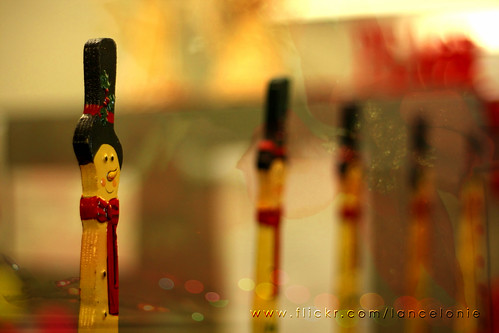 The Christmas Woodman by lancelonie.com, on Flickr
