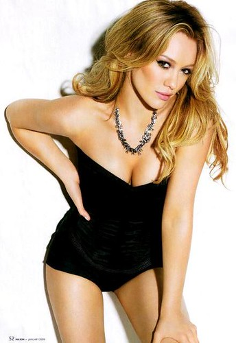 Hilary Duff amazing wallpapers 2009