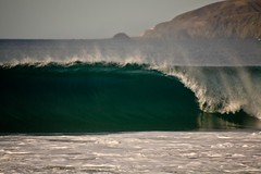 Olas en La Pared (Quique Bloody) Tags: fuerteventura wave olas lapared