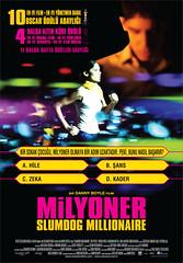 Milyoner / Slumdog Millionaire (2009)