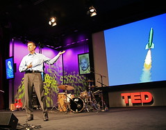 TED Talk [Photo by jurvetson] (CC BY-SA 3.0)