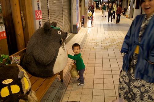 my neighbour Totoro - Tonari no totoro