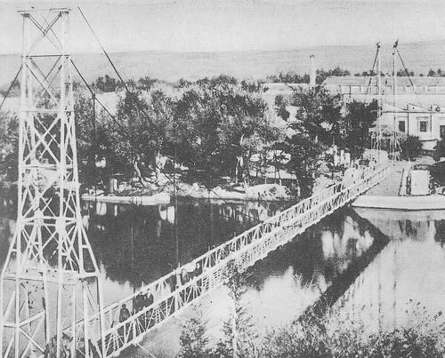 Antiguo Puente de los Polvorines d ela Fábrica de Armas de Toledo