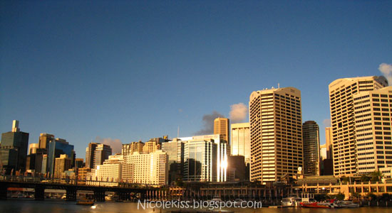 Syney Darling Harbour