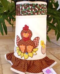 capa trmica (ROTA da Arte) Tags: artesanato fuxico enfeites patchwork decorao cozinha bichinhos tecido bordado patchcolagem capaparagalodegua capaparagarrafatrmica bandparacortina