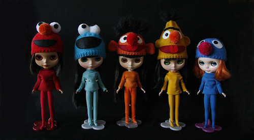 Sesame Street Collection :))) (by miss modular)