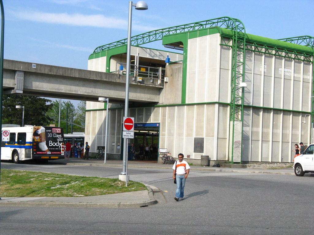 Nanaimo Skytrain Station