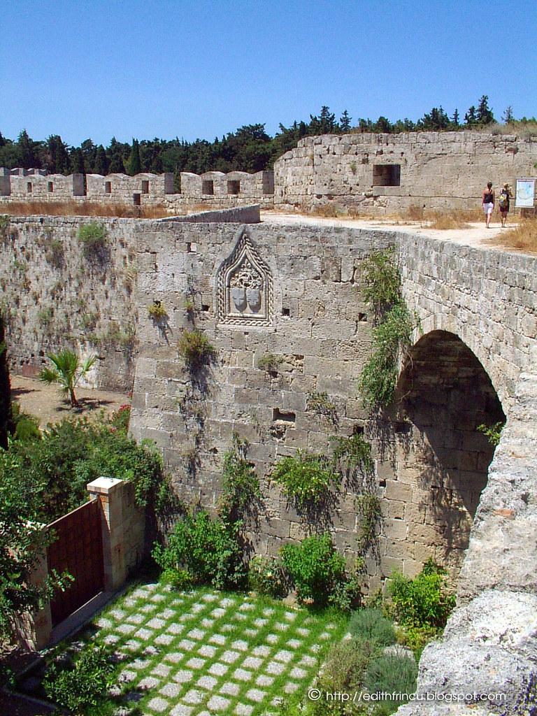 Orasul medieval Rodos 5