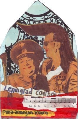 Leningrad Cowboys & The Red Army Chorus
