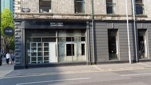 Belfast City - Deansdeli ( Clarence Street Corner)