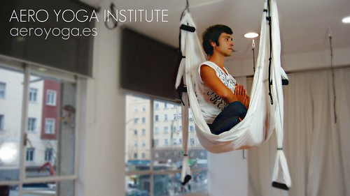 Anti Gravity Yoga: Aero Fitness, Teacher Training
