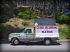 He's ba-ack! (glennbphoto) Tags: sanfrancisco truck guesswheresf foundinsf formayor cesarascurrunz