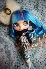A-Dong's Custom Blythe doll No.52 *Star Wishes*