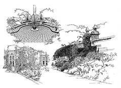"""Line drawings for English Country Gardens Guide • <a style=""""font-size:0.8em;"""" href=""""http://www.flickr.com/photos/64357681@N04/5867118454/"""" target=""""_blank"""">View on Flickr</a>"""