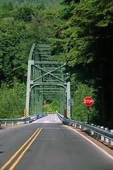 Bridge over the Nooksack