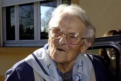Loubédat a enfin une centenaire!