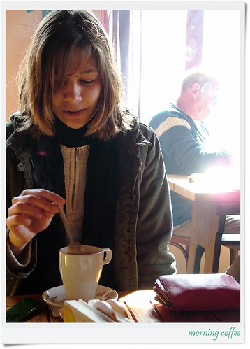 """morning coffee"", aPicaDay022 by friendsofarnon, on Flickr"