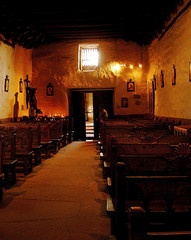 El Santuario de Chimayo, Chapel of Miracles (hartnm1) Tags: church chapel miracles goodfriday santuariodechimayo iwashealedheremyself7yearsago