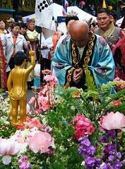 ceremony2 (anjeelou) Tags: color colorful buddha ceremony monk buddhism korea seoul lanterns ritual buddhasbirthday lotuslantern lotuslanternfestival buddhasbirthdayfestival koreafestival